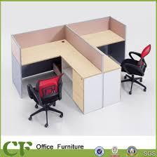t shaped office desk furniture. Exellent Desk T Shaped 2 Person Office Modern Computer Desk Furniture Intended F