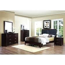 Espresso Bedroom Contemporary Casual Espresso 6 Piece Queen Bedroom Set Espresso  Bedroom Vanity Set . Espresso Bedroom ...