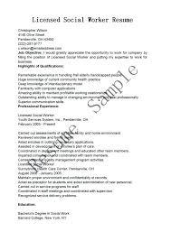 Hospice Social Worker Cover Letter Social Work Resume Sample Child Social Worker Resume Sales Worker