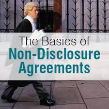 Nda Template For Startup Startup Nda The Basics Of Non Disclosure Agreements