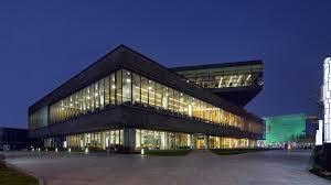Yingkou Plaza Bayuquan Library China