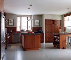 modern kitchen cabinets cherry.  Cherry Kitchen With Cherry Cattail By Diamond Cabinetry Contemporary To Modern Cabinets Cherry D