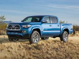 New 2017 Toyota Tacoma Limited 4D Double Cab in Columbia #X100620 ...