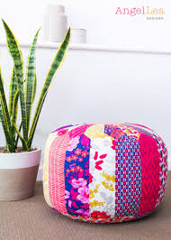 Pouf Sewing Pattern