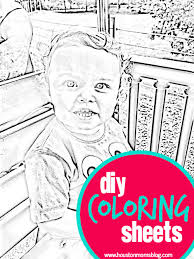 Small Picture How to Create Your Own Fun and Personalized Coloring Book Sheets
