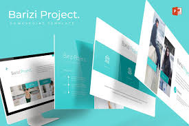 Project Powerpoint Barizi Project Powerpoint Template