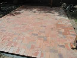 How To Create A Brick Patio  Howtos  DIYHow To Install Pavers In Backyard