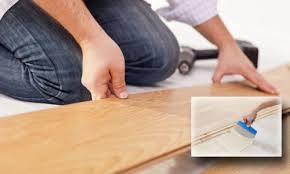 Glue Down Hardwood Floor Installation