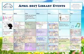 event calendar library event calendar printable alexandria monroe public library