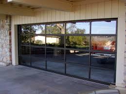Cowart Door Full View Garage Doors Contemporary Garage