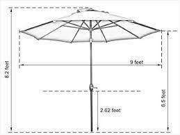 umbrella size guide personal page 6