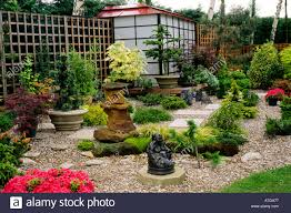 Small Picture Japanese style small garden England UK garden small garden