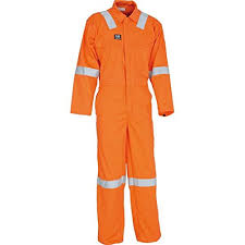 Wenaas 81720 Mens Fr Coverall Flame Retardant Protex Overall