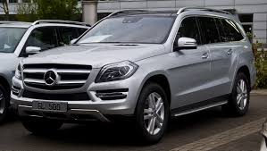 The confident presence of its exterior stems from its impressive dimensions, which are even larger than those of its predecessor (length +77 mm, width +22 mm). Mercedes Benz Gl Class X166 Wikipedia