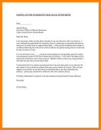 Leave Letter Format Office Due Fever Fresh 38 Letter For Sick Leave