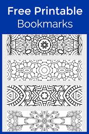 Or maybe you'd prefer to keep things fun by using bookmarks in theme with the. Free Printable Bookmarks To Color Mama Likes This