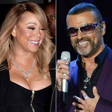 george michael then now. Beautiful Michael Mariah Carey Remembers U0027Friendu0027 George Michael U0027His Music Will Keep Us  Smiling  On Michael Then Now G