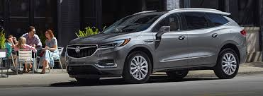 luxury full size suv 2018 buick enclave mid size luxury suv buick