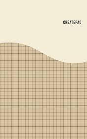 Buy Createpad Graph Grid Square Paper Mini Note Book Travel