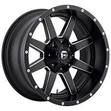 Fuel Silverado/Sierra Maverick Wheels 20