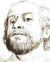 Yibran Infinito - Retrato a pluma sin borrar...Buscando la verdad en el  sentimiento. #pintandoloinvisible #art #retrto #realisml #hiperrealismo  #painting🎨 #boligrafo #rostro #dibujo | Facebook