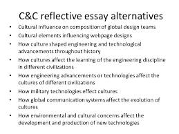 example of reflective essay on edu essay