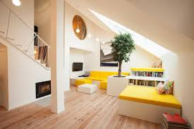 Renovation Of A Flat Built In The 40s In The Attic Of An Apartment Best Interior Design Renovation Collection
