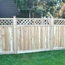 picket fence design. Fence Picket Design