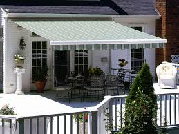 retractable awnings patio shadow in sunbrella awning inspirations 12 motorized awnings for decks w37