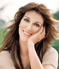 Celine Dion Image Born in Quebec, Celine first became a star in the French-speaking world, and she has dozens of albums in French as well as English. - celine-dion-image