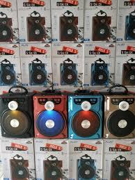 Loa Bluetooth P88 - P89 Tặng Mico Hát Karaoke - LOAP8889