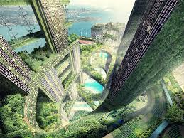 Vertical Cities 12 Towers Take Urban Density To The Skies Urbanist
