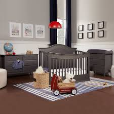 convertible crib sets. Exellent Convertible Davinci Meadow 3 Piece Nursery Set  4 In 1 Convertible Crib Autumn  Changer Dresser And Jayden Double Slate FREE SHIPPING Inside Crib Sets K