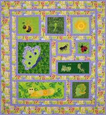 Baby Bugs Quilt Pattern & Baby Bug Quilt Pattern Adamdwight.com