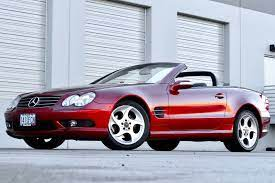 This 2004 model comes with a completely new electronically sl500 amg. 2004 Mercedes Benz Sl500 For Sale On Bat Auctions Sold For 16 000 On March 23 2020 Lot 29 342 Bring A Trailer