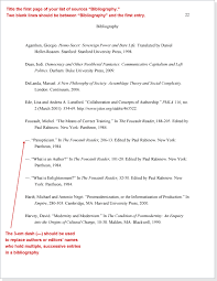 chicago style bibliography example random chicago  chicago style bibliography example
