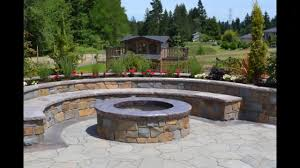 Home Design Patio Ideas With Gas Fire Pit Contemporary Compact