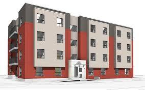 apartment building design. Four Storey-Apartment Building Apartment Design D