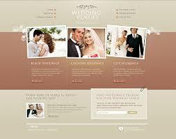 Free Wedding Website Templates Interesting Best Free Wedding Website Templates Free Wedding Website Templates