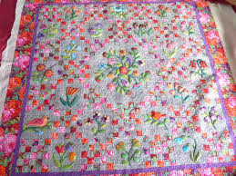 Sewing & Quilt Gallery: Wonderful Wool Applique Quilt & Wonderful Wool Applique Quilt Adamdwight.com