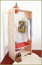 33 amazing idea no closet solutions diy storage home design ideas for rooms