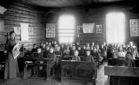 Школьный класс века Фотографии века Темы школьных  Школьный класс 19 века фото