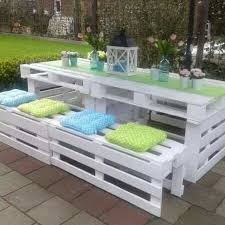 Pallet Patio Set from Smart School House Mehr