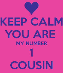 Yup Ammu Ur Also My 40 St Nd Best Nd Last Awesomely Super Cousin Enchanting Best Cousins Quote