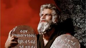mandamientos antiguos ¿son antiguados?