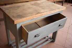 Kitchen Work Table Wood Kitchen Worktable Home Interior Ekterior Ideas