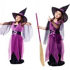 Image Is Loading Kids Halloween Cosplay Costume Dress Little Girls Dress