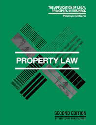 Property Law – Learn Now Publications