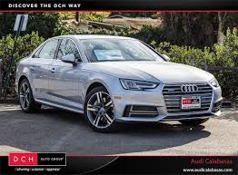 2018 audi a4 silver. new 2018 audi a4 2.0t premium plus sedan for sale in calabasas silver 0