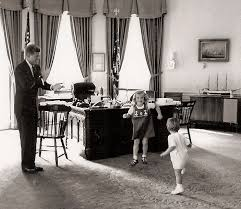 kennedy oval office. the history place john f kennedy photo president caroline and dance in oval office p